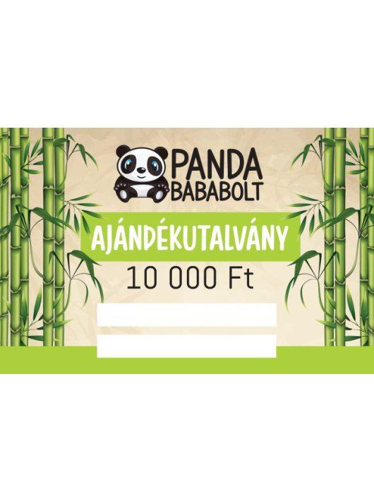 Panda Ajándékutalvány 10.000 Ft értékben